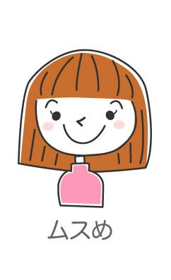 familyillust-musume-egao001